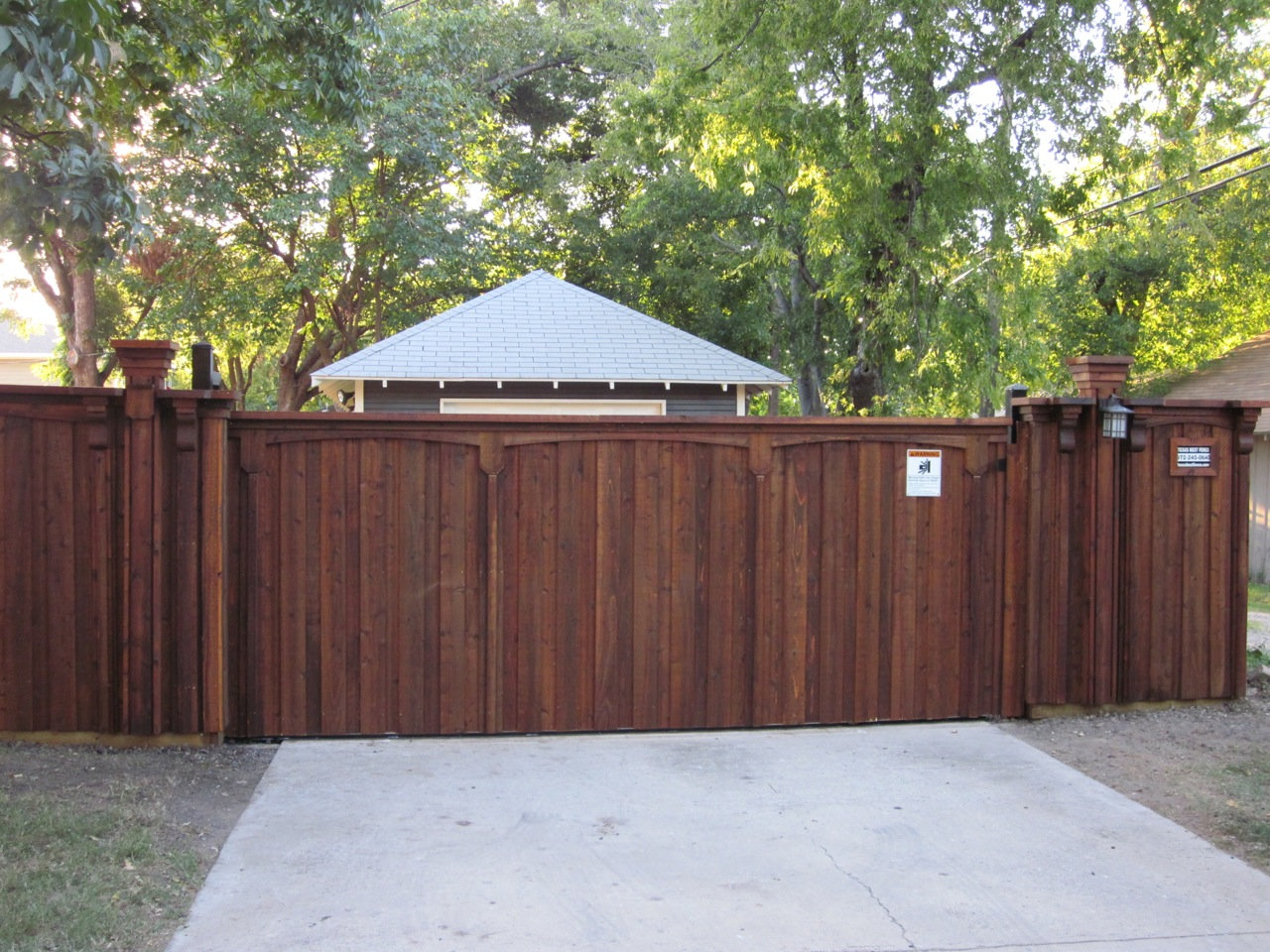 Automatic Gate Inspiration Photos | Texas Best Fence