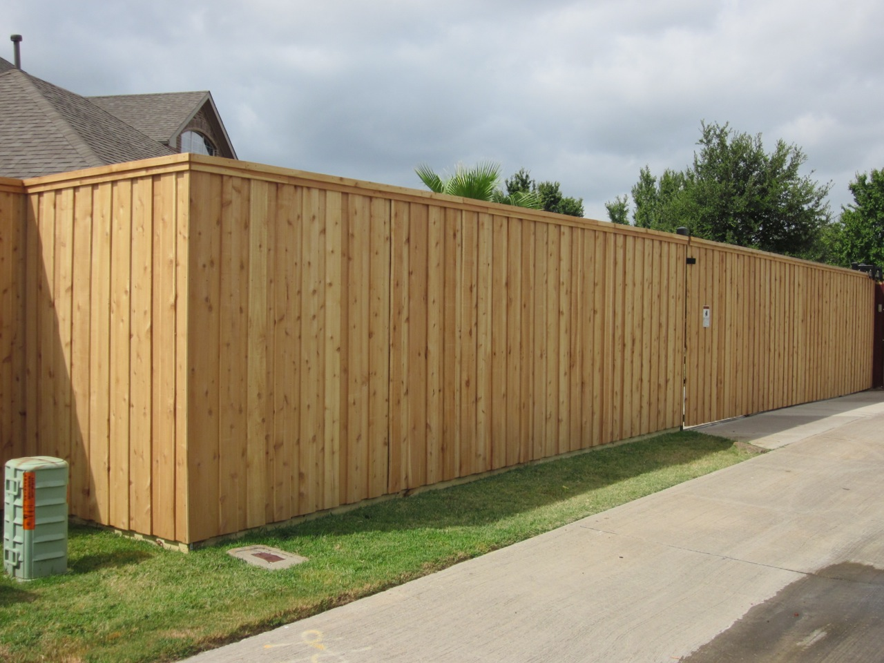 Automatic Gate Pictures Texas Best Fence