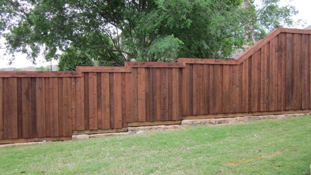 Board On Board Fence Pictures 972 245 0640