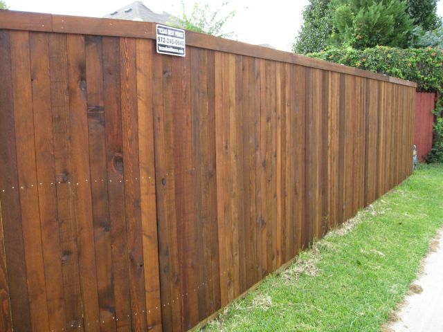 Budget Fence Pictures Texas Best Fence 972 245 0640