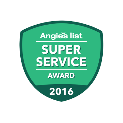 angie's list super service award - fence builders in north texas