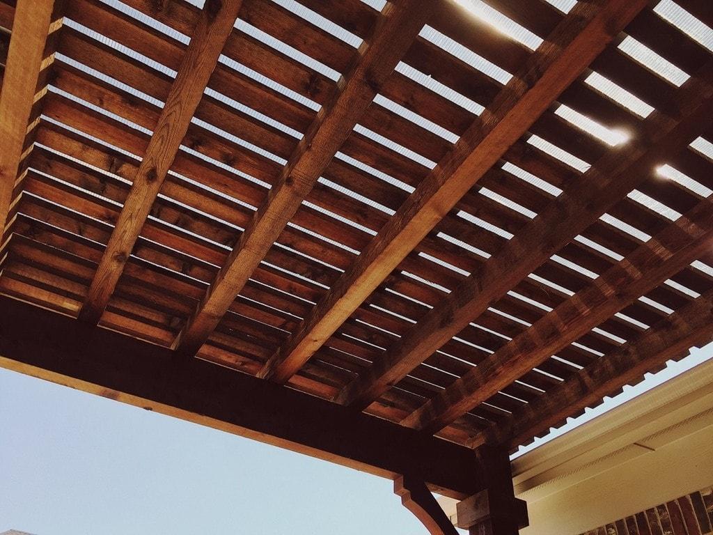 patio arbor - Outdoor Space