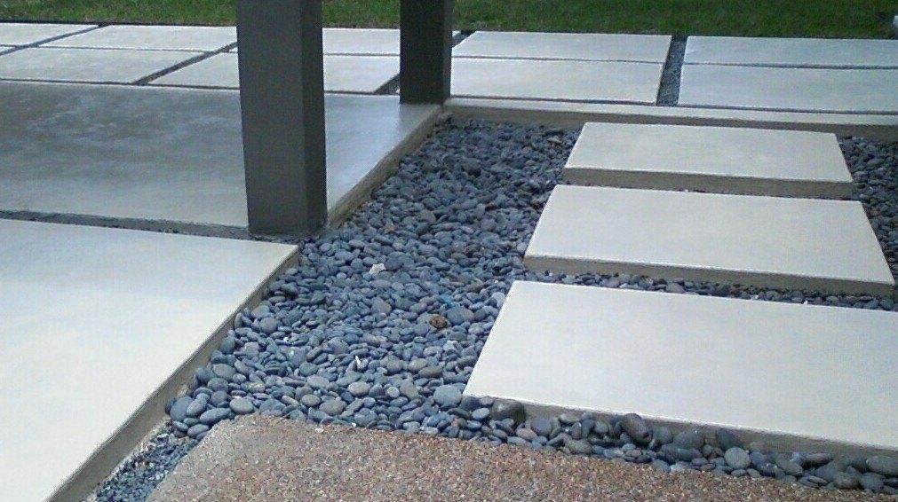 modern stonework