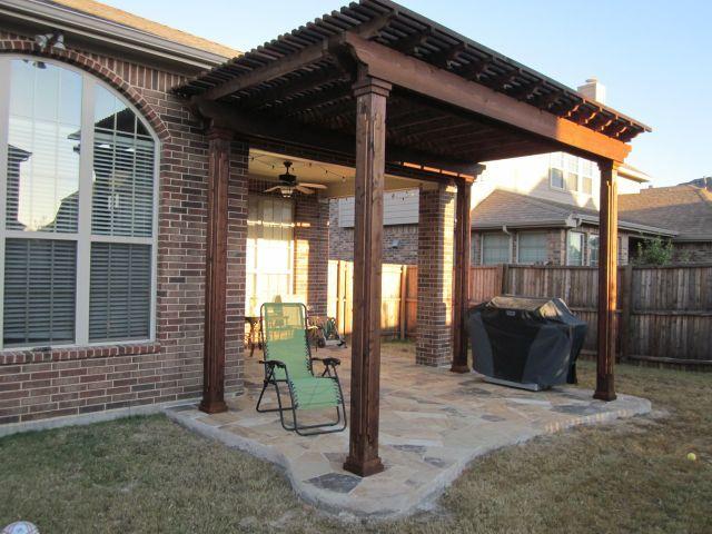 Pergola Pictures Texas Best Fence 972 245 0640