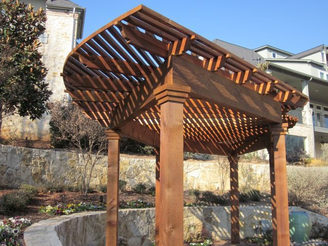 Pergola Pictures Texas Best Fence 972 245 0640