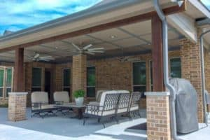 Outdoor Living - Modern Patio Cover